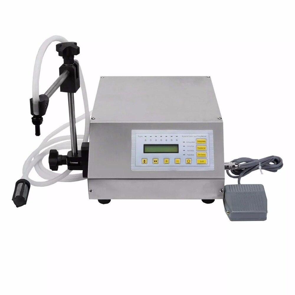 FREE SHIPMENT--110v Automatic Packer, Liquid Filling Machine(3-3000ml) GFK-160