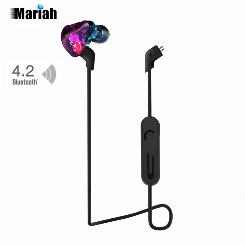 KZ ZST Armature Dual Driver Earphone Dynamic Mic Replaceme Cable In Ear Audio Monitors Noise Isolating HiFi Music Sports Earbuds original senfer dt2 ie800 dynamic with 2ba hybrid drive in ear earphone ceramic hifi earphone earbuds with mmcx interface