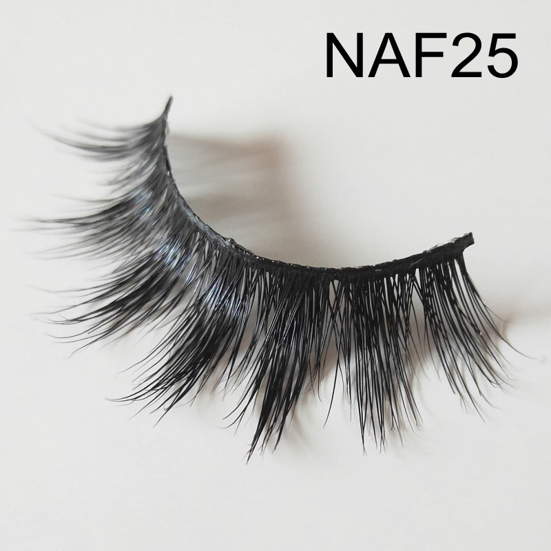 Detail Feedback Questions About Mink False Eyelashes High Quality