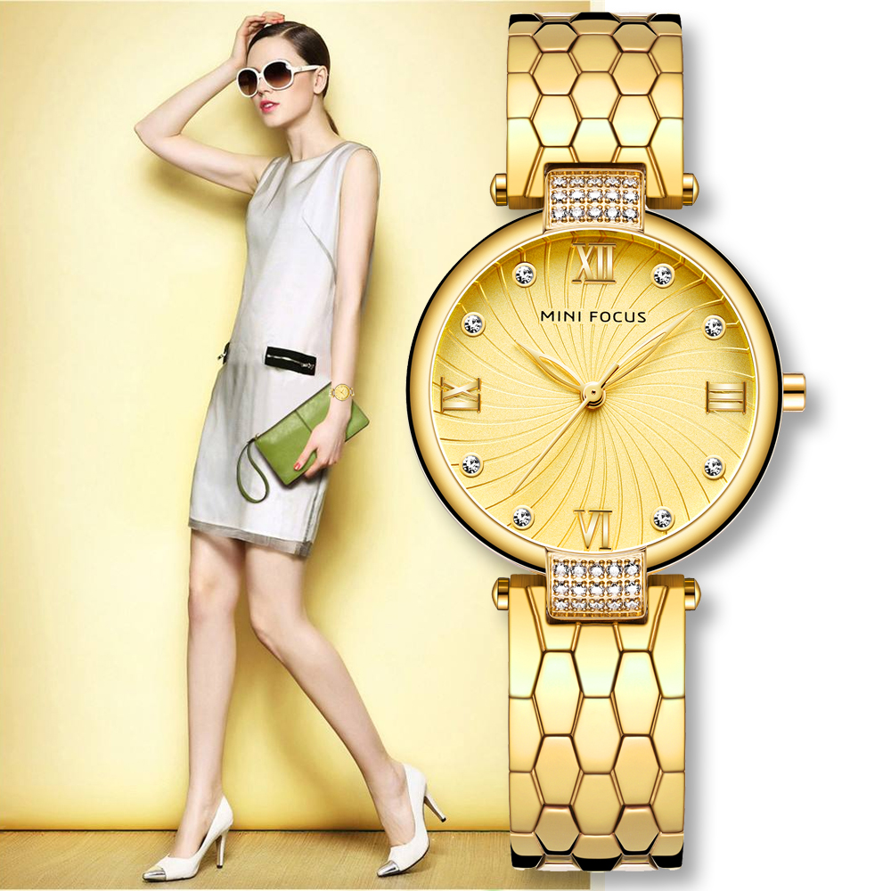 Gold Women Watches 2019 Forever Color Dress Ladies Watch Bracelet Fashion Women Watch Rhinestones Relogio FemininoGold Women Watches 2019 Forever Color Dress Ladies Watch Bracelet Fashion Women Watch Rhinestones Relogio Feminino