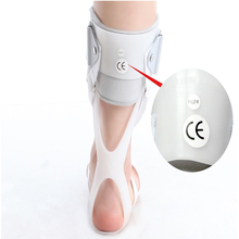 2018 hemiplegia rehabili Footrest foot drop orthosis corrective Ankle braces hemiplegia rehabilitation equipment foot drop brace цена