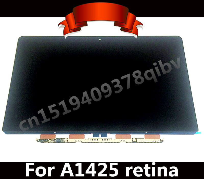 цена на Genuine 13 Laptop Matrix for Macbook Pro Retina A1425 MD212 MD213 Replacement LCD LED Screen Display Mid 2012 Early 2013