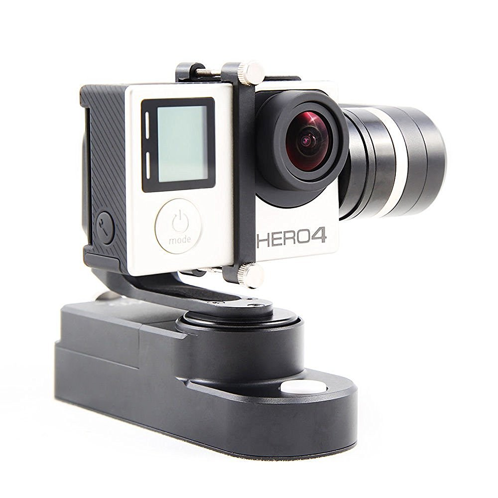 Feiyu FY-WG 3-Axis Wearable Gimbal Stazbiler for Gopro Hero 3 3+ 4 Camera feiyu tech fy wg lite single axis
