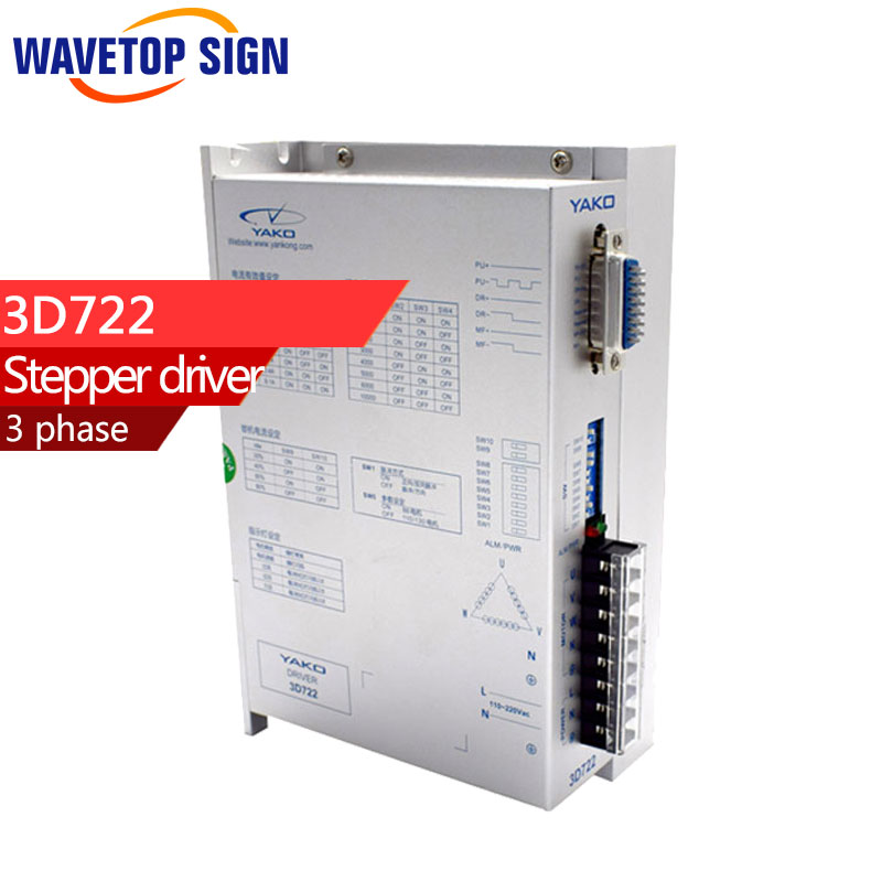 three phase Stepper Motor driver 3D722 mds400a 1600v 400a three phase
