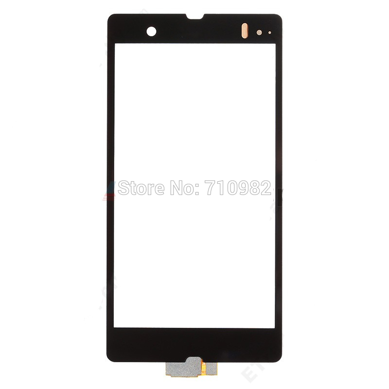 Touch Screen Digitizer OEM Replacement for Sony Xperia Z C6603 L36h black color Free shipping