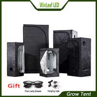 grow tent for indoor hydroponics greenhouse plant lighting Tents 80/100/120/150/240/300 Growing tent