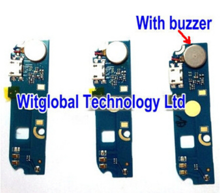 Новый Для ARCHOS 50c Oxygen Смартфон Micro USB Зарядное Устройство Док PCB подплаты Зуммер Зарядки USB DC Разъем Частей Бесплатно доставка