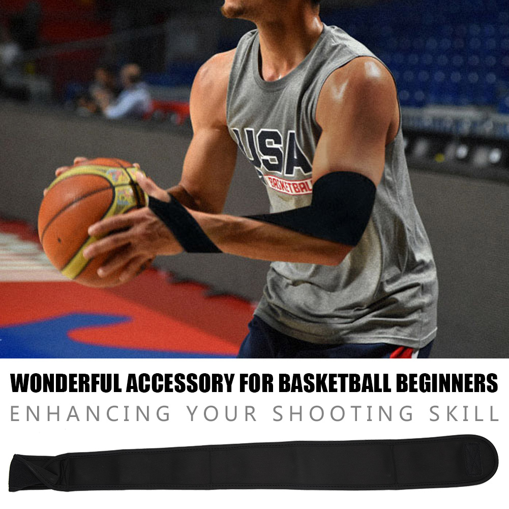 Basketball Shotloc Auxiliary Training Hand Posture Correction Orthotics Equipment Wristband Thumb Support Straps Wraps