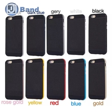 50pcs/lot Free DHL Neo Hybrid Slim Fit Shockproof Case For Apple iPhone 7 / 7 Plus TPU PC Silicone Plastic 2-in-1 Case