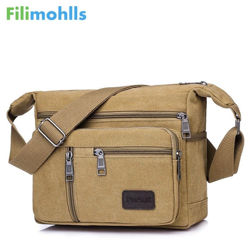 Bags Canvas Bag Travel  Crossbody Bag Messenger Bags S1755