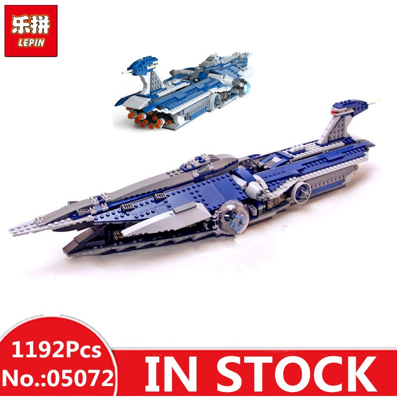 H&HXY 05072 1192Pcs star The Limited Edition Malevolence Warship wars Set Children Building Blocks Bricks lepin Toys Model 9515 lepin 05072 lepin star wars limited edition malevolence warship building blocks bricks legoing star wars malevolence 9515 toys