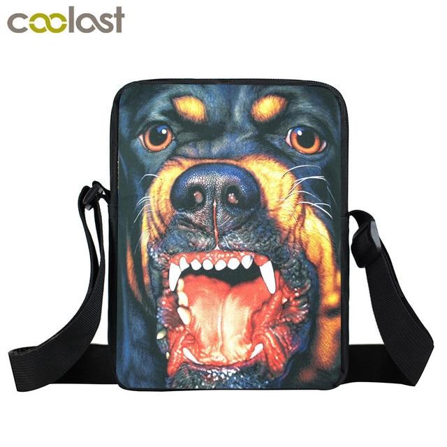 Beagle Boxer Bulldog Pitbull Rottweiler Dog Mini Messenger