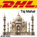 2017 CIty Creator Series Calle El Taj Mahal 5952 Unids Kits de Edificio Modelo Bloques Ladrillos Juguetes Para Los Niños Regalo Compatible 10189