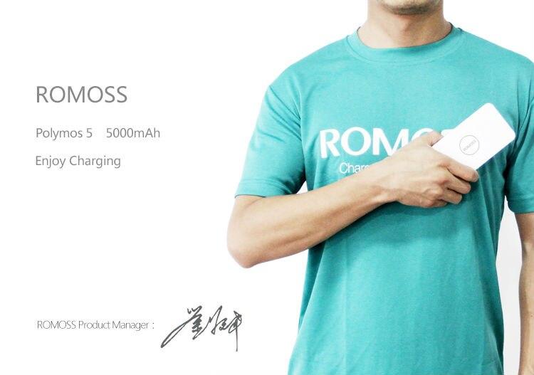 ROMOSS Polymos 05 Power Bank 1