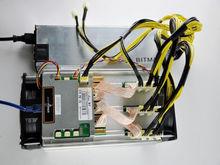 Antminer S7 4.73 T Bitcoin mineur BTC machine D'extraction comprennent l'énergie supplySHA256 mineur date modèle avec deux ventilateur de refroidissement