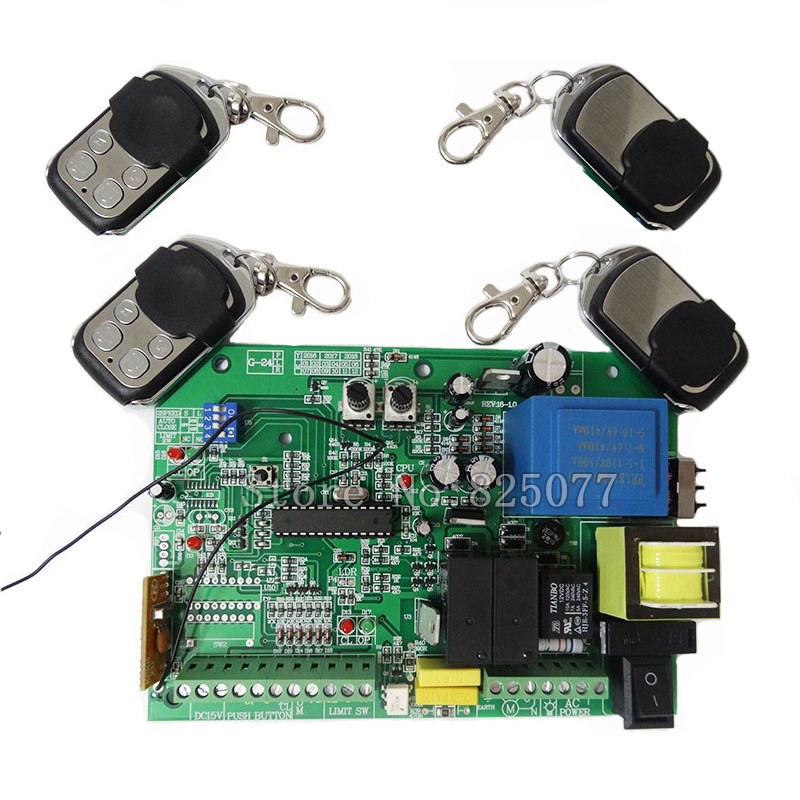 Universal Remote Control Pcb Circuit Board From Experienced Pcb