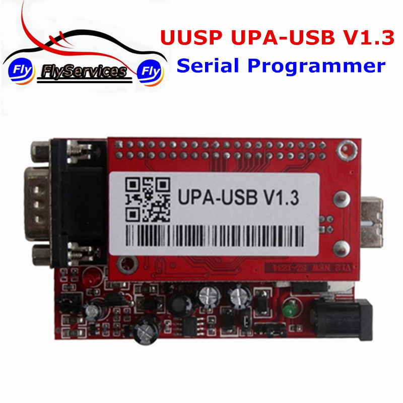 Latest Version V1.3 UPA USB Programmer UUSP UPA-USB With Adaptor Fast Shipping