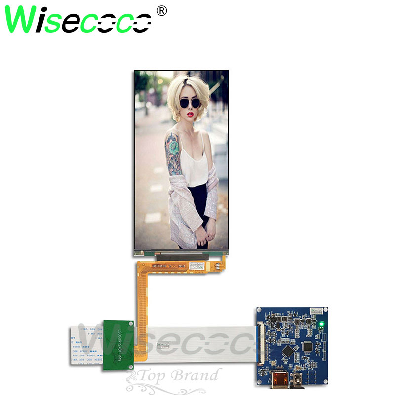 6 inch 2k lcd panel 2560x1440 LCD with HDMi to mipi board for Virtual Reality HDMI