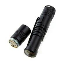 Mini Flash Light Q5 600 Lumens LED Flashlight Belt Clip Pocket Torch Portable Flash Torch Lamps,Use AAA