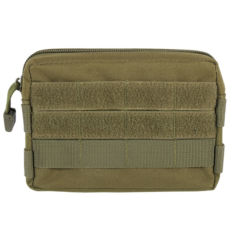 Outdoor Hunting MOLLE Pouches - Tact Compact Multi-funcation Waterproof Utility Gadget Gear Hanging Waist Bags
