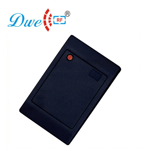 DWE CC RF control card readers door access control 125khz rfid reader rs232 output interface Free shipping rfid 13 56mhz smart card reader access control 2500 users rs485 wg readers extendable wiegand26 output lcd reader 10 ic card