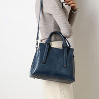 High Quality Luxury Genuine Leather Women's Handbags Women Shoulder Bags For Women Messenger Bags Lady Tote Bag