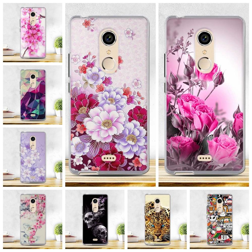Painted Case For BQ BQS-5050 Strike Selfie 5.0 Case Soft Silicon Back Cover Case for BQ S 5050 BQS5050 Phone Case for bqs5050