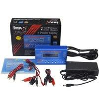 IMAX B6 80 W AC Adapter 15 V 6A Zasilanie RC B6 Lipo Ładowarka Wyładowarka 50 W i 12 V zasilacz 5A opcjonalnie