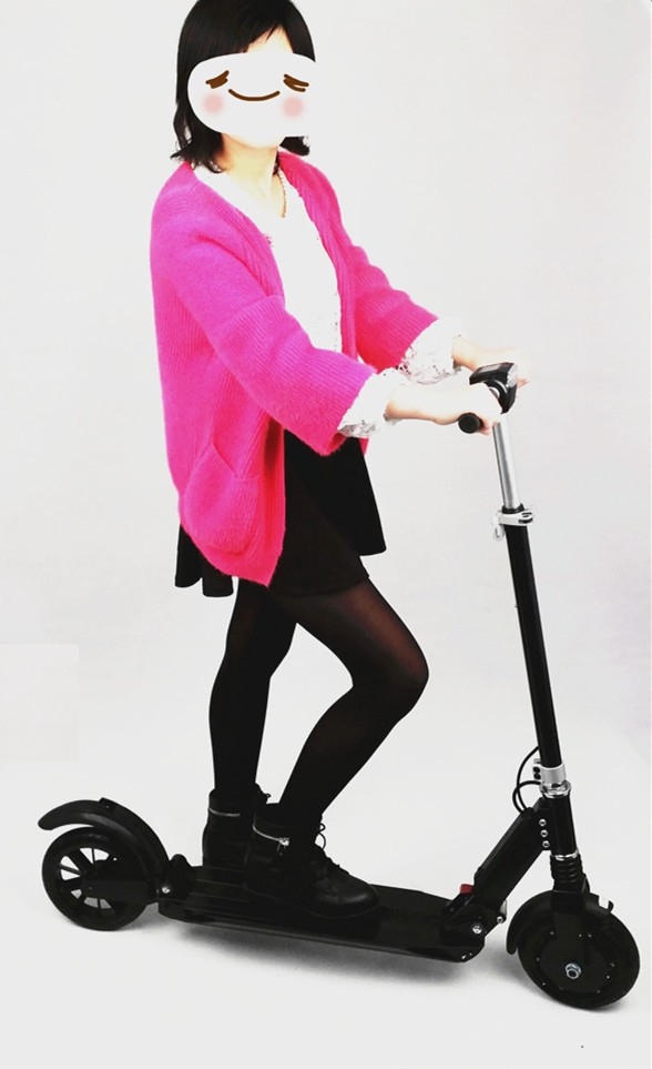 easy travel china electric scooter easy folding e scooter. Black Bedroom Furniture Sets. Home Design Ideas