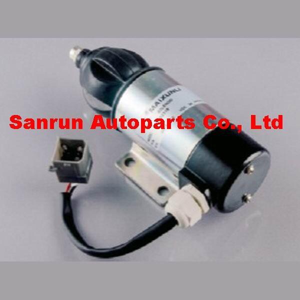 Fuel Shutdown Solenoid 81151144 872805 1318039 1318042 28V
