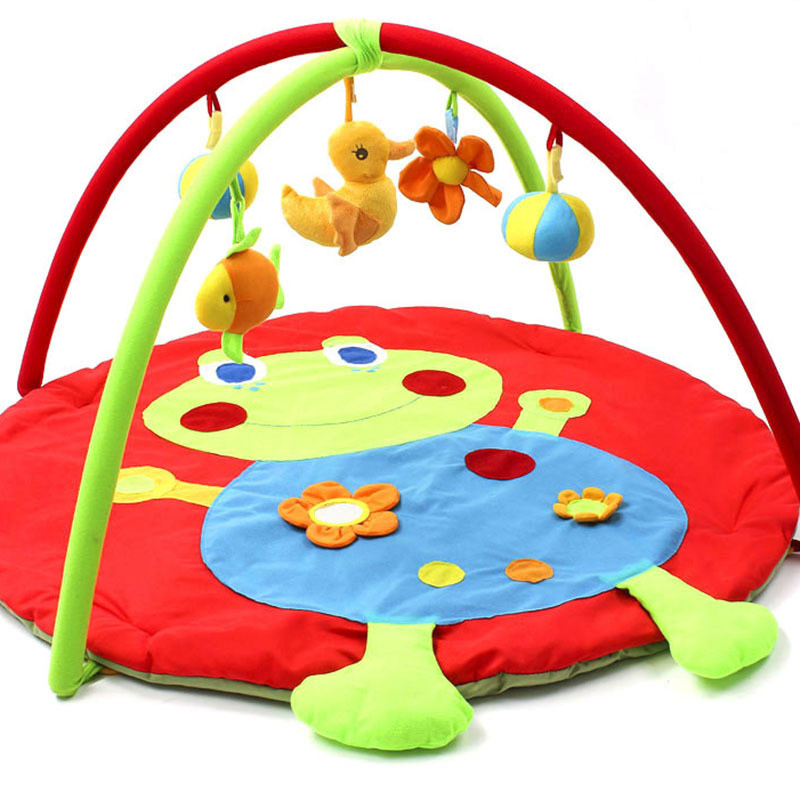 Actionclub-0-12-Months-Baby-Toy-Baby-Play-Mat-Game-Tapete-Infantil-Prince-Frog-Educational-Crawling