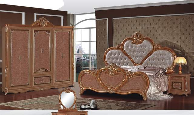 Placeholder Luxury Bedroom Furniture Sets China Deluxe Six Piece Suit