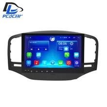 32G ROM android gps car multimedia radio player no traço para Saic Roewe 350 MG350 navigaton carro estéreo