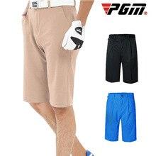 Мужские шорты для гольфа, летняя одежда, ультратонкая дышащая мужская одежда для гольфа