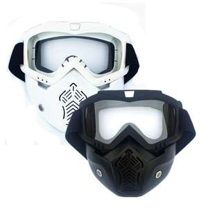 Face-Masks Protective-Goggles Apollo Zeus Nerf Rival with Compatible for Khaos 2-Pack