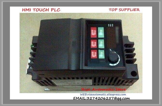 VFD-EL Inverter AC motor drive 3 phase 380V 400W 0.5HP 1.5A 600HZ new VFD004EL43A Delta