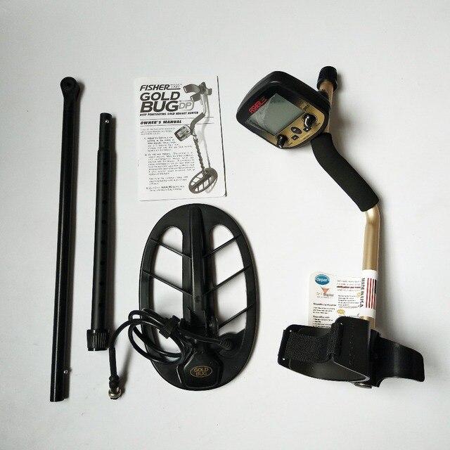 FS2 Professional Finder Gold Detector High Sensitivity Gold Detector G2 Underground Metal Detector Gold Detector Waterproof 4