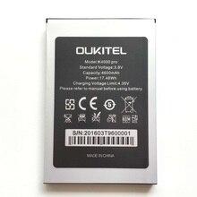 Oukitel K4000 Pro Battery 100% Original High Quality 4600mAh Battery Replacement For Oukitel K4000 Pro Smart Phone