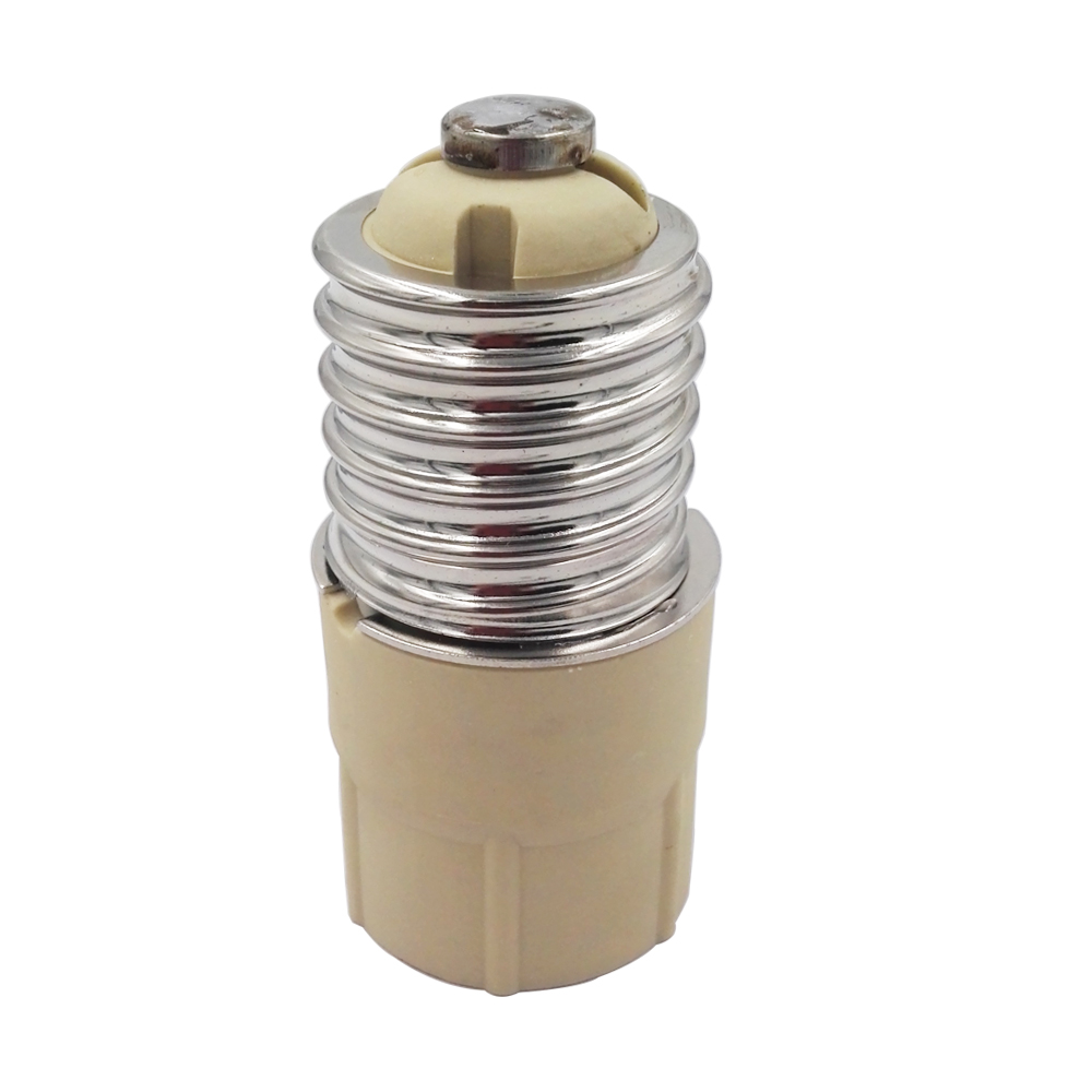 1pc E39/E40 To PGZ(X)18 Adapter E39 Mogul Lamp Base To PGZ18 PGZX18 Socket Converter For 315W T9/T12 CMH CDM LEC Lamps