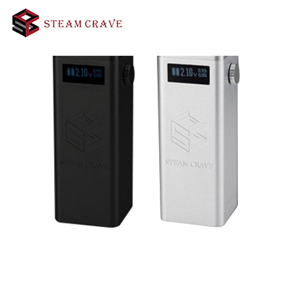 100% Originele Stoom Crave Titan PWM VV Doos MOD 300W Fit Enorme Tanks Van Diameter 30mm Naar 41mm Geen 18650 Batterij E sigaret Mod-in Mods voor e-sigaretten van Consumentenelektronica op  Groep 1
