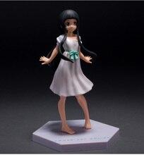 15 см Японского аниме Меч Искусство Интернет САО Юки Асуна Юи ПВХ Фигурку Модель Игрушки Подарки
