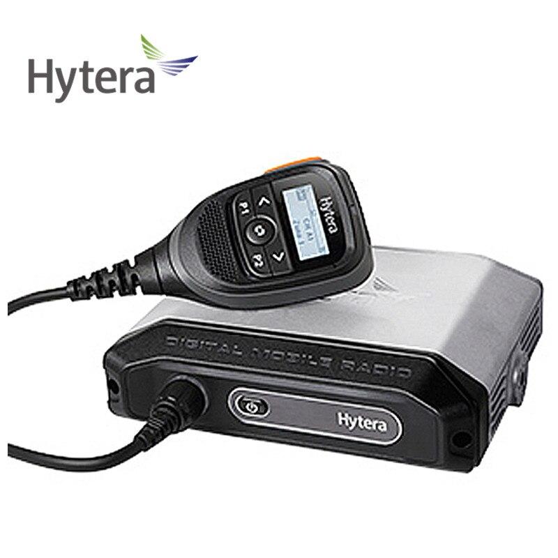US $325 0   64 channel DMR Hytera MD650/MD652/MD655/MD658 mobile Car radio  20KM UHF1:400 470MHz VHF: 136 174MHz walkie talkie -in Walkie Talkie from