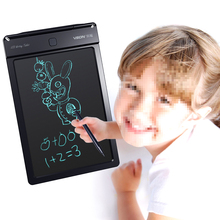 Montessori Reusable 9-inch Office Electronic LCD Tablet LCD Children's Drawing Magic book Electronic Drawing Board Toys