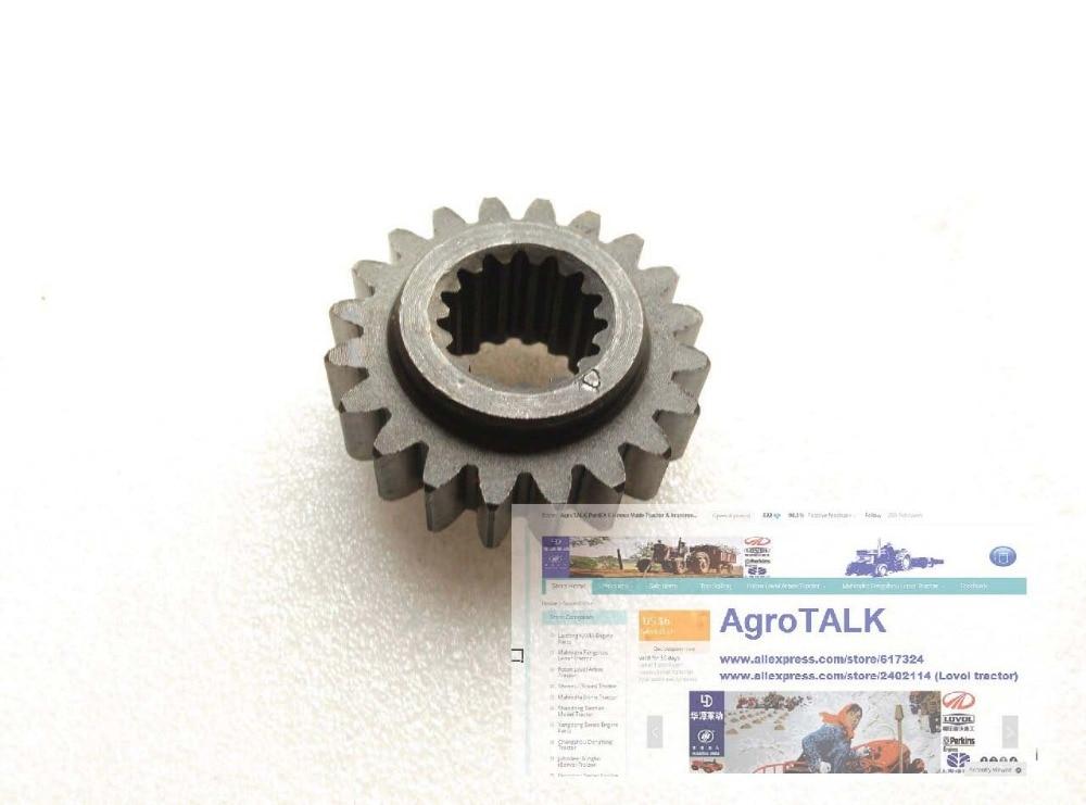Jinma tractor parts,JM184-254 20T gear (1000rpm), part number: 184.37.403-1
