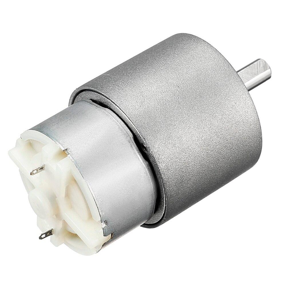 UXCELL Good Quality 1PCS Mini DC Gear Box Electric Motor 12V 11 RPM for M3, Torque High-Temperature Resistance 9kg.cm Loading цена