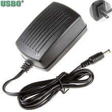 Chargeur électrique à découpage noir 24v 2a 1a 0.5a US EU 5.5*2.1mm 5.5*2.5mm, balayeuse, ceinture amincissante, masseur de taille, adaptateur électrique