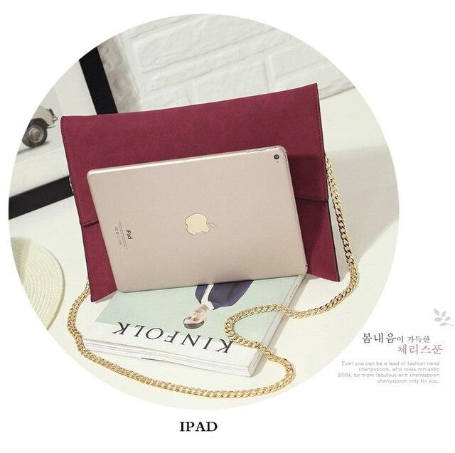Women Envelope Clutch Bag 4