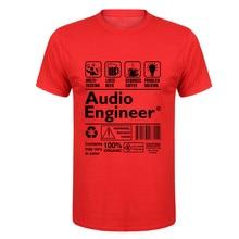 """""""Audio Engineer…"""" beer men's shirt"""