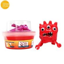 Monster Slime Creative Putty Smart Plasticine Playdough Tools Light Clay Hand Gum Relieve Stress DIY Toys Accessory Kids