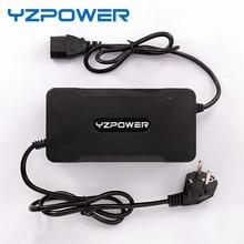 YZPOWER YZPOWER 43.5 V 2.5A 3.5A 3A 4A Bateria de Chumbo Ácido carregador para 36 V Bateria de Chumbo Ácido Zip 1000 e E-1000 Scooter